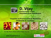 Vaccines By D. Vijay Pharma Private Limited Mumbai
