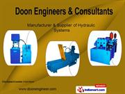 Electrical Control Panels By Doon Engineers & Consultants New Delhi