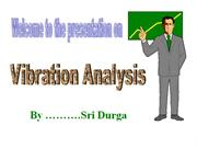 vibration analysis in machines