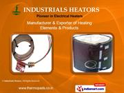 Heating Control Panels & Accessories By Industrials Heators Chennai
