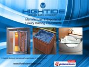 Shower Partitions By Hightide Buildtech International Private Limited