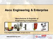 Constant Force Spring By Asco Engineering & Enterprise Howrah
