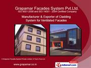 Profile Type Anchor By Grapamar Facades System Private Limited Mumbai