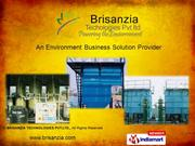 Industrial Waste Water & Effluent Treatment And Recycling Plant By