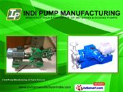 Hydraulic Diaphragm Type Metering Pumps By Indi Pump Manufacturing