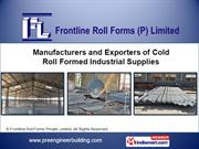 Z Purlin By Frontline Roll Forms Private Limited Navi Mumbai