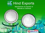 Minerals For Paints By Hind Exports Mumbai