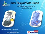 Industrial Dewatering Submersible Pumps By Jasco Pumps Private Limited