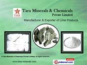 Calcium Oxide (Quick Lime) By Tara Minerals & Chemicals Private