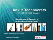 Railway Signalling Cables By Ankur Technocrats New Delhi