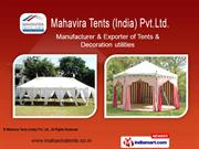 Traditional Tent By Mahavira Tents (India) P Ltd Ghaziabad