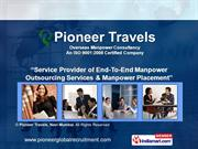 Overseas Placement Consultancy By Pioneer Travels, Navi Mumbai Navi