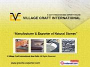 Indian Juprano Granite Floor Tiles By Village Craft International, New