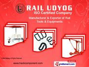 Railway Components By Rail Udyog Howrah