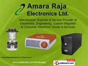 Power Backup Solutions By Amara Raja Electronics Ltd Chennai