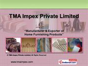 Cushion Covers By Tma Impex Private Limited New Delhi
