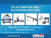 Powder Filling Machine By S. P. Automation And Packagiing Machine