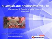 Rust Removers By Guardian Anti Corrosives Pvt. Ltd. Chennai