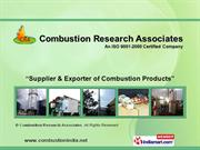 Scrubbers By Combustion Research Associates Gautam Budh Nagar