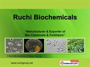 Bio Fertilizers By Ruchi Biochemicals Mumbai