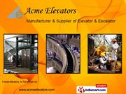 Lifts And Elevators By Acme Elevators New Delhi