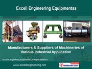 Mould Handling Equipment By Excell Engineering Equipments Coimbatore
