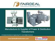 Electrical Power Transformers By Fairdeal Electricals & Engineering