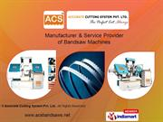 Vertical Bandsaw Machines By  Accurate Cutting System Pvt. Ltd Pune