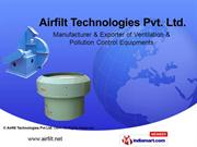 Wet Scrubbers By Airfilt Technologies P Limited, Delhi New Delhi
