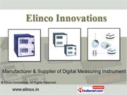 Humidity & Temperature Measurement Instruments By Elinco Innovations