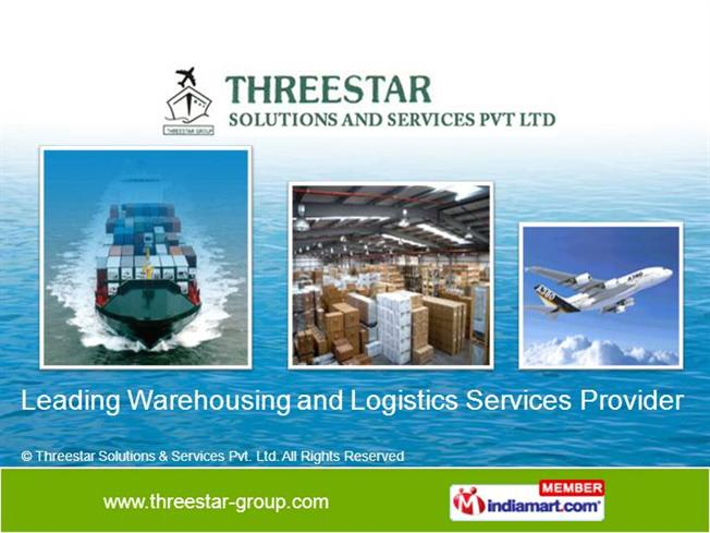 Import & Export Customs Clearance by Threestar Solutions And Servi ...