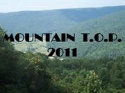 MOUNTAIN TOP 2011