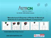 Rocker Switches By Astron Switch Craft Pune