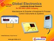 Industrial Conductivity By Global Electronics Hyderabad