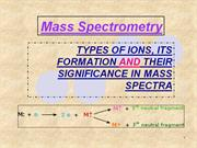 MASS Ions MKR  6 6  11