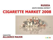 Russian Cigarette Market Research