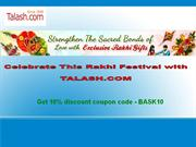 Rakhi to India,Rakhi in India,Send Rakhi to India from Talash.com