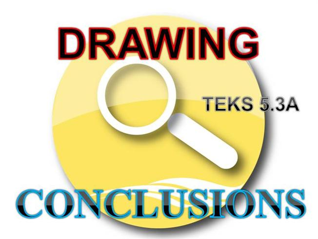 Drawing Conclusions Authorstream