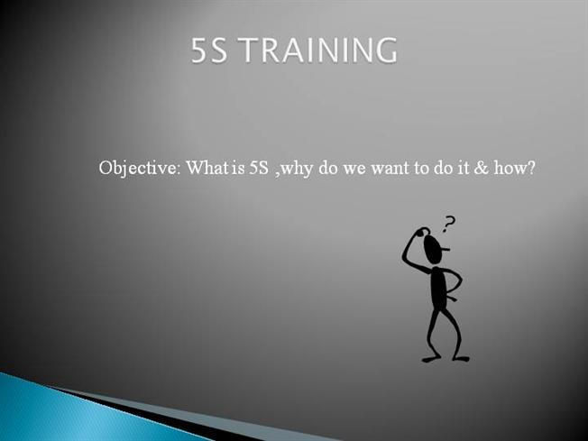 5S Training by SELS |authorSTREAM