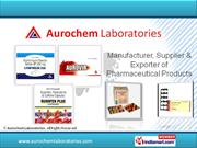 Aurochem Laboratories (I) Pvt. Ltd,Mumbai,India
