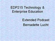 EDP215 Technology