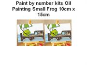 oil painting - by numbers