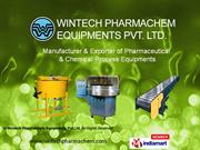 Wintech Pharmachem Equipments Pvt. Ltd,Maharashtra,India