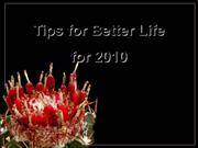 Tips_for_better_life