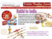 Rakhi to India, Rakhi Gifts, Rakhis to India - Gujaratgifts.com
