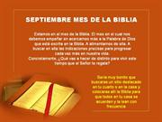 LECTIO DIVINA PARA NIOS PARA EL 4 DE SEPTIEMBRE DE 2011