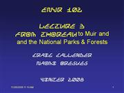 National Parks and Forests.ppt