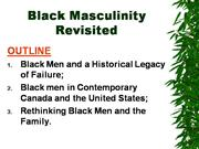 Black Masculinity Revisited_000.ppt