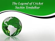 The Legend of Cricket