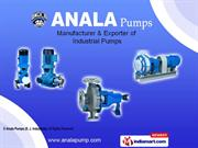 Anala Pumps (S. J. Industries),Tamilnadu, India
